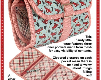 Stash And Dash Organizer Bag Pattern By Annie