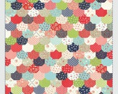 Clambake Quilt Pattern by Camille Roskelley of Thimble Blossoms
