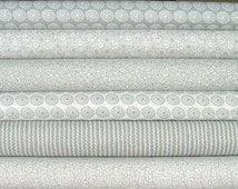 Urban Scandinavian Fat Quarter Bundle of 6 by Kirstyn Cogan for P & B Textiles