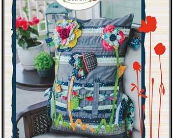 Summer Nights Pillow Pattern designed by Azalea Rain Design