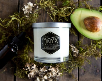 7 oz. Sweet Avocado Soy Candle