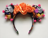 Day of the dead fiesta mouse ears