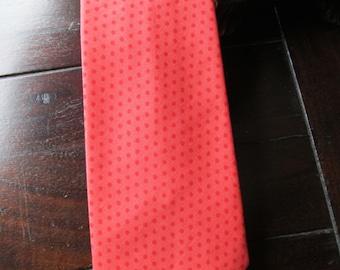Men's Neck Tie, Wedding Neck tie, Coral wedding neck ties made by TwoLCreations