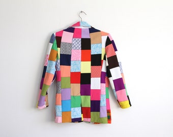 Patchwork Blazer, POP