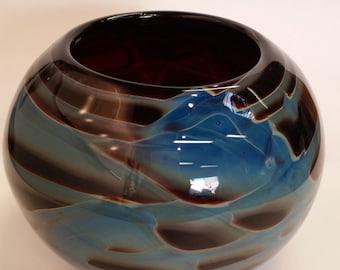 Glass Reaction Bowl