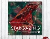 "2016 ""Stargazing"" Constellation Write-On Calendar"