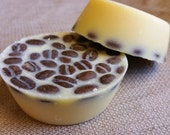 Coffee Bean LOTION BAR-by Happy Goat