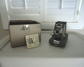 Vintage Film Projector with carrying case