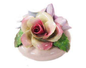 Vintage Fine Bone China Floral Bouquet Posy J T Wood England