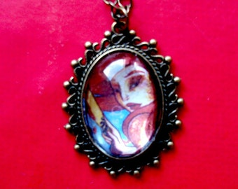 Collier Scarlet
