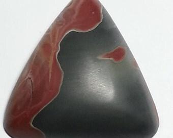 Rhyolite 33 x 30mm Cabochon #2012