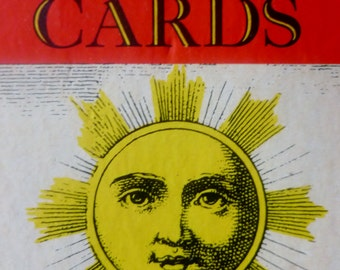 Tarot Cards, vintage 1970, Swiss/US