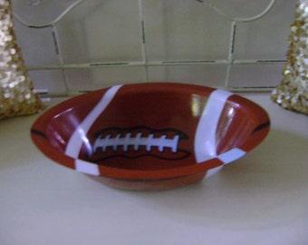 Set of 2 Football Bowls