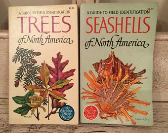 A guide to field identification Seashells / trees of North America