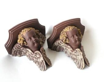 ANGEL WALL Shelf- Angel Figurine- Casual Home Decor