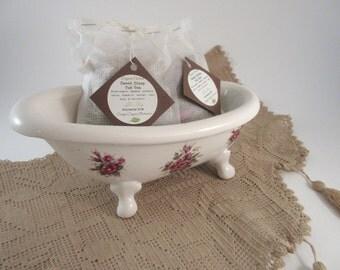 Organic Tub Tea Sweet Sleep Herbal Relaxation 2 for 1