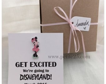 Going to Disney World, Disneyland, surprise, family vacation, orlando, epcot, Mickey Mouse, Minnie Mouse