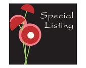 SPECIAL Listing for LISE