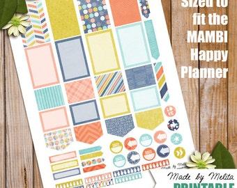 Happy Planner Printable - HP14