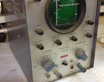 RCA Oscilloscope WO-33A