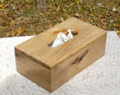 The BlackWater TBC -Eastern White Pine Tissue Box Cover