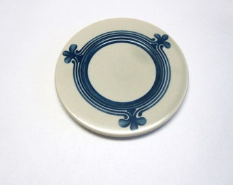 Rosenthal Studio Line Siena Blue Saucer