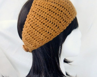 Honey Headband / Earwarmer / Calorimetry
