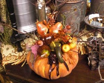 Pumpkin Arrangment