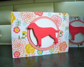Dog Sympathy Card, Pet Sympathy Card