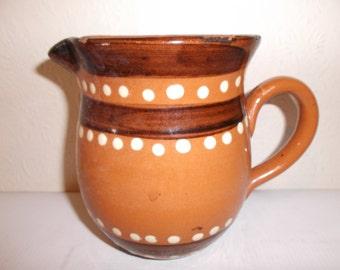 Vintage Pottery Switzerland Souvenir