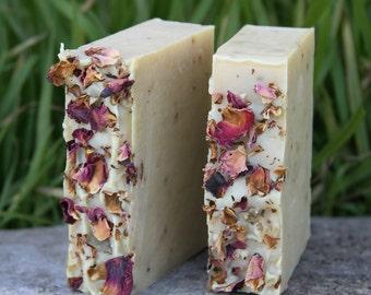 Lucid Dream Artisan Perfumed Olive Oil Soap