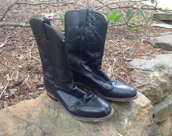 Justin's Ladies Boots sz 7 C Narrow