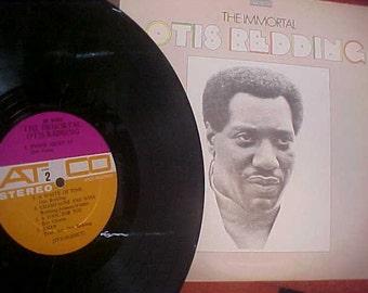 The Immortal Otis Redding Acto NM- SD 33-252 Stereo Vinyl LP Record vintage 1968