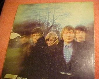 Between the Buttons Rolling Stones Cover Only rare Mono LL3499