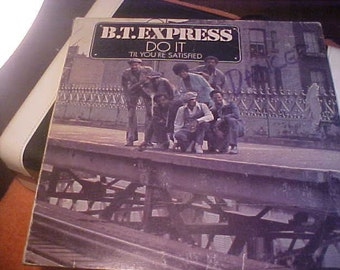 BT Express Do It sps 5117 NM- Vinyl LP Record Vintage 70s