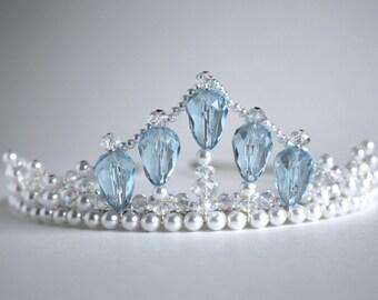 Something Borrowed and Something Blue Tiara