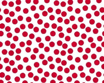 Red Spots Modern Mixer from Studio E