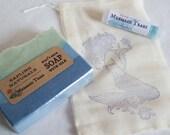 Mermaid Tears Gift Pack - Mermaid Tears soap, lip balm and drawstring bag
