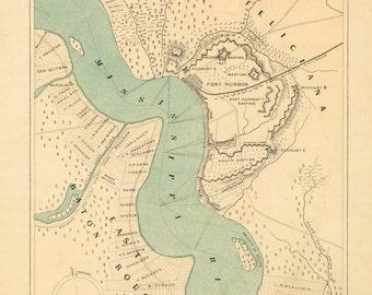 East Baton Rouge Louisiana 1863