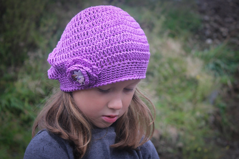 Crochet Hat Jayda