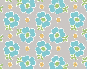 Flower fabric,Floral fabric,Riley Blake,100% Cotton fabric,Quilt fabric,Apparel fabric,Craft fabric,Fabric sale,Fabric BTY