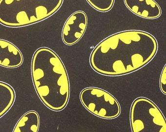 Batman fabric by yard