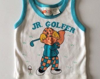 Sale Vintage Golf Tank Top (18 months)