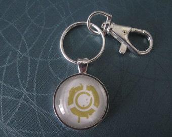 Premium adam icon Netrunner  Keychain