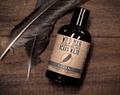 Wild Man Beard Wash - RAVEN - Beard Soap Shampoo - 120ml // 4oz