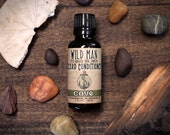 Wild Man Beard Oil Conditioner - Cove - 30ml // 1oz - Grooming Gifts Under 25