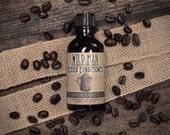 Coffee Beard Oil Conditioner Wild Man - DARK ROAST- Limited Edition - 50ml // 1.69oz