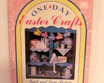 One Day Easter Crafts Book