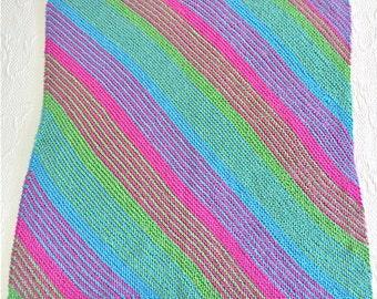 Bright & Bold Baby Blanket        B1