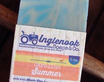 Carolina Summer Handcrafted Soap Inglenook Soaps